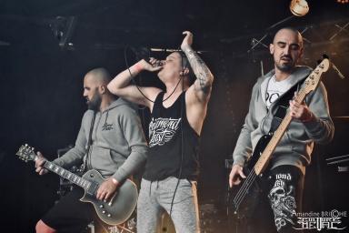 Born To Burn @Metal Culture(s) IX2
