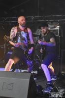 Born To Burn @Metal Culture(s) IX83