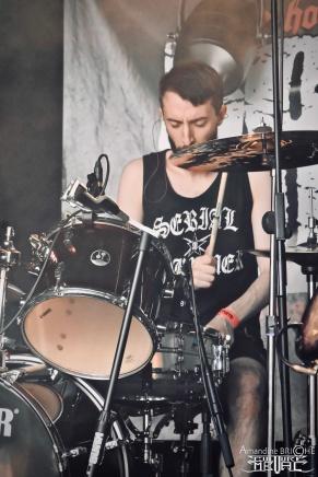 Born To Burn @Metal Culture(s) IX99