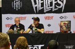 Demons & Wiazrds - conf'press @ Hellfest 2019-4