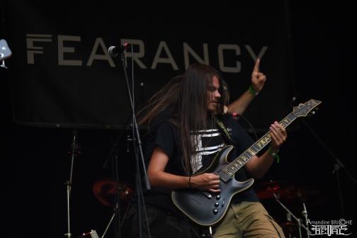 Fearancy @ MetalDays 20199