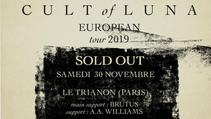 Cult Of Luna @ Paris (bandeau)