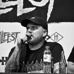 Mass Hysteria @ Hellfest 2019 - conf' 20