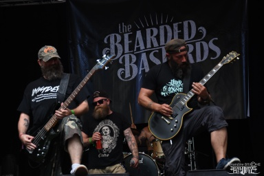 The Bearded Bastards @ MetalDays 20196