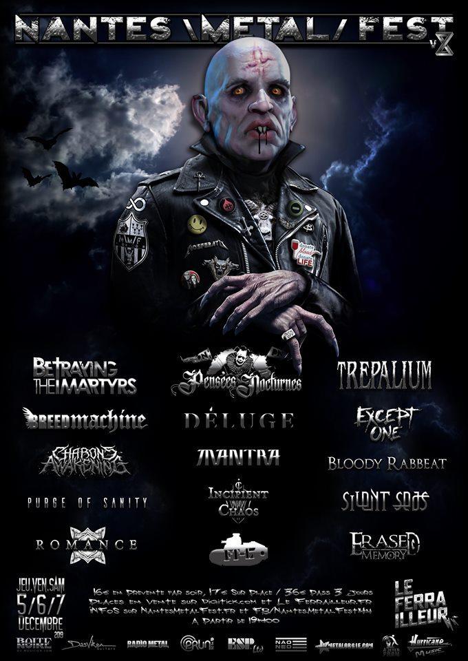 Nantes Metal Fest 2019 (bandeau)