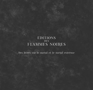 Éditions des Flammes Noires - couverture Daphnéa Doto