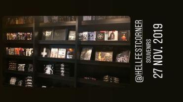 Hellfest Corner - librairie