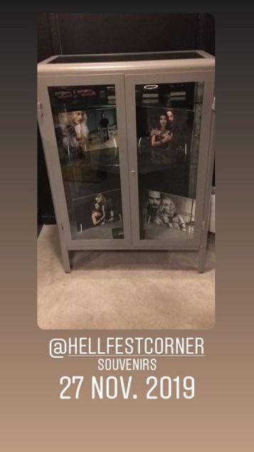 Hellfest Corner - shop