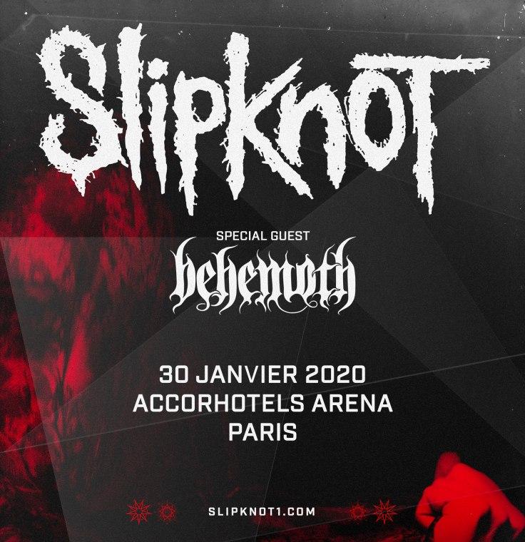Slipknot:Behemoth Paris Bercy.jpg