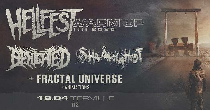 Hellfest Warm Up Tour 2020 @ Terville