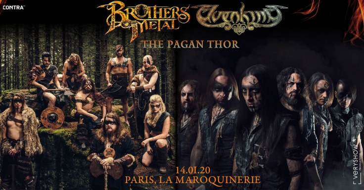 The Pagan Thor @ Paris