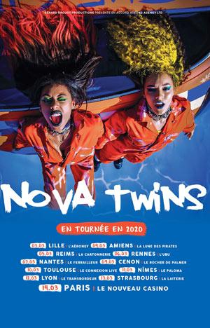NOVA-TWINS
