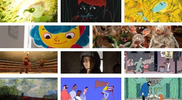 Palmarès Festival National du Film d'Animation 2020
