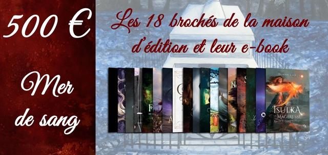Les 18 romans de Noir d'Absinthe
